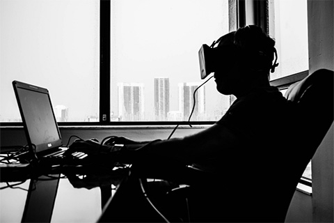 What Will Making a VR Game While in Virtual Reality be like?